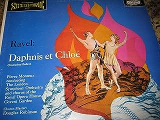 Ravel: Daphnis et Chloe [Full Ballet] Monteaux London Symphony