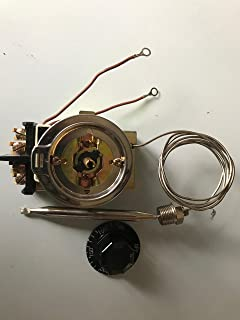 Thermostat Control for Buffet/Steam Table Heating Element