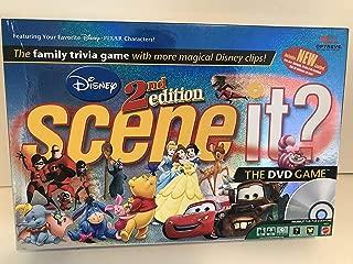 2nd Edition Disney Scene It DVD Game