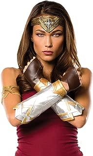 Rubies JL Wonder Woman Deluxe Costume Kit-
