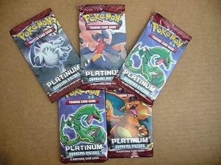 Pokemon Cards - PL SUPREME VICTORS - Booster Packs (5 pack lot)
