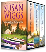 Susan Wiggs Lakeshore Chronicles Series Books 7-9: An Anthology