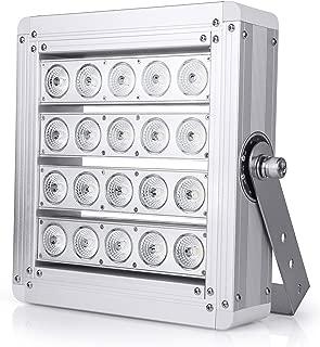 Hyperikon Pro LED Stadium Light, 200W, Outdoor Arena Flood Light, 5000K, Waterproof