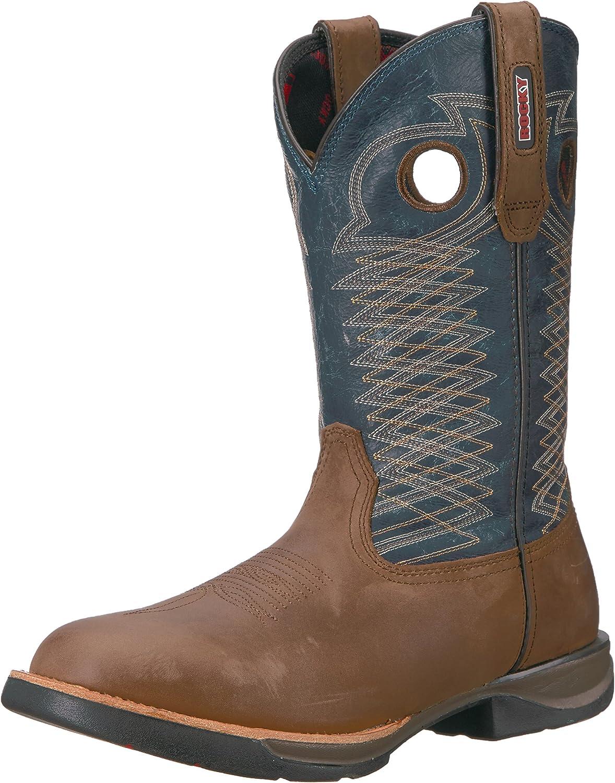 Rocky Men's RKW0157 Western Boots
