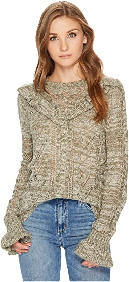 kensie - Tissue Knit Sweater KS0K5661
