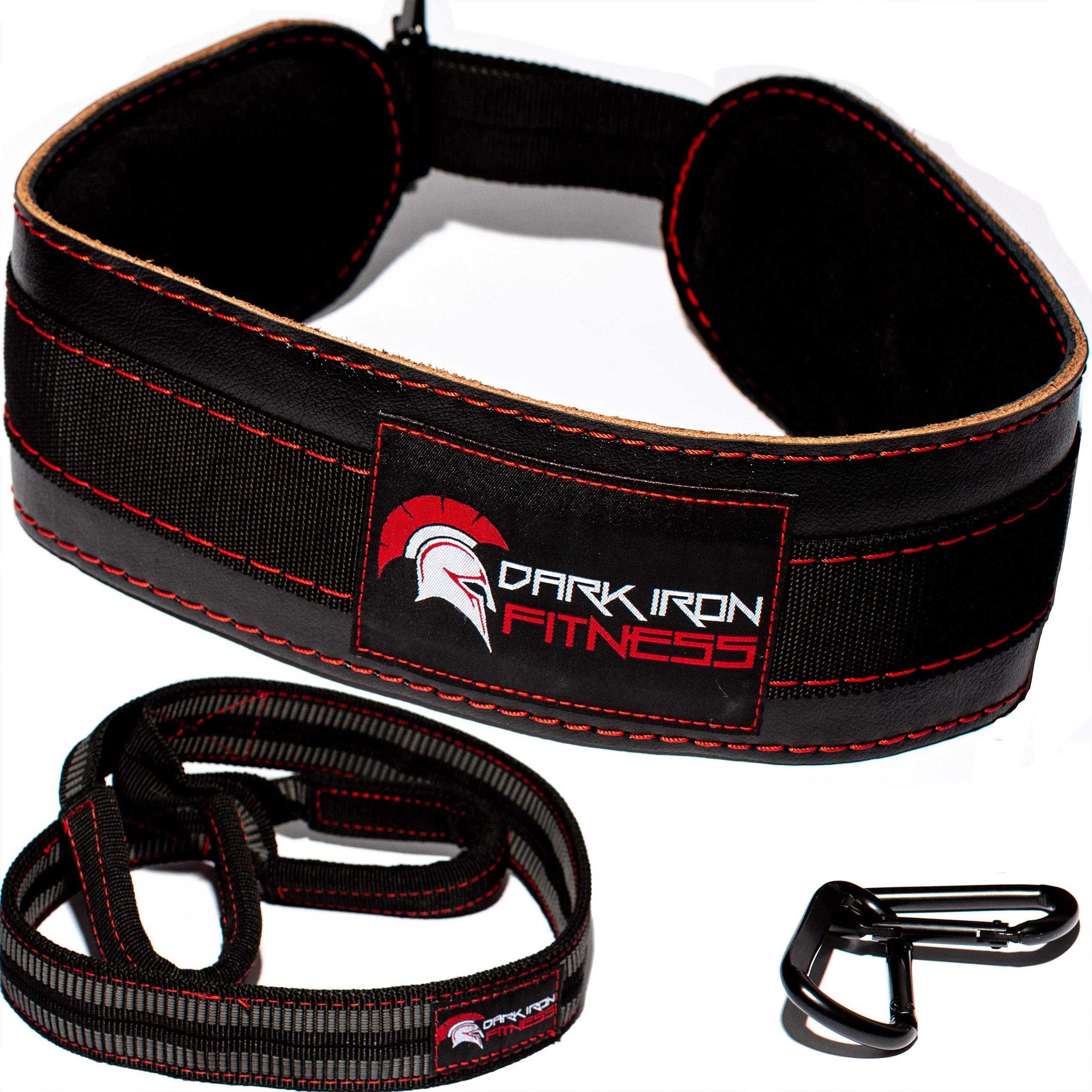 Leather Chains Fitness Weight Weighted