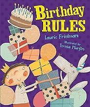 Birthday Rules (Carolrhoda Picture Books)