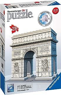 Ravensburger Triumphal Arch Paris Jigsaw Puzzle (216 Piece)