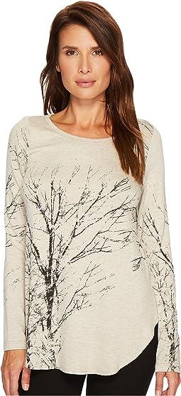 Karen Kane - Tree Print Sweater