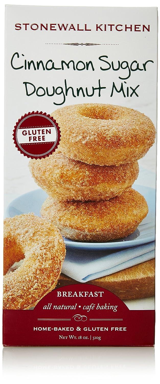 Stonewall Kitchen Max 63% OFF Gluten Free Cinnamon Sugar Mix Ou Doughnut Bargain 18