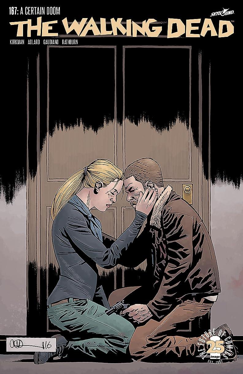 説教部分的にスマイルThe Walking Dead #167 (English Edition)