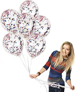 Best red white and blue balloon bouquet Reviews