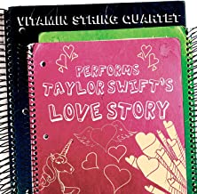 Vitamin String Quartet Performs Taylor Swift's Love Story