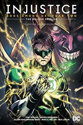 Injustice Gods Among Us Year Two The Deluxe Edition