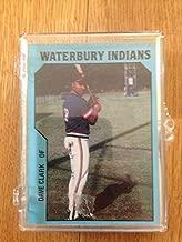 1985 TCMA LTD. WATERBURY INDIANS MINOR LEAGUE TEAM SET MINT