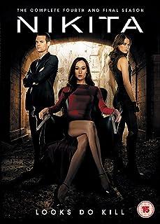 Nikita: Season 4 [Edizione: Regno Unito] [Italia] [DVD]