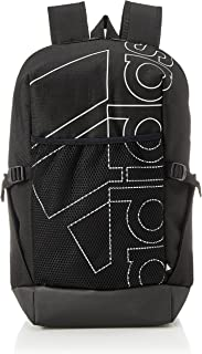 Adidas H32431 BOS RSPNS Sports backpack unisex-adult black/black/white NS