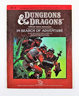 In Search of Adventure: The Grand Duchy of Karameikos Anthology (Dungeons and Dragons Supermodule B1-9)