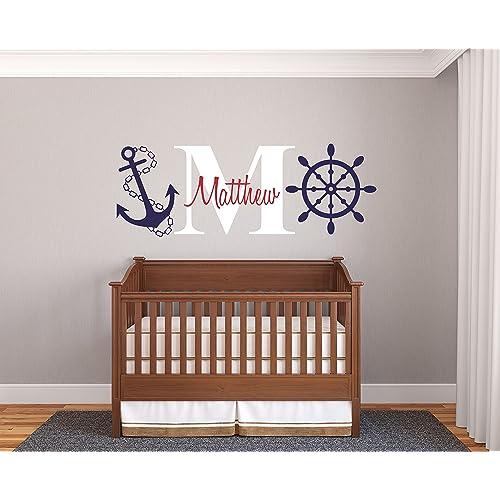 Nautical Baby Decoration For Bedroom: Amazon.com