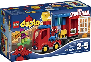 Best lego duplo spiderman truck adventure Reviews