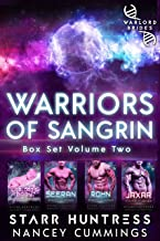 Warriors of Sangrin: Box Set Volume Two (Warlord Brides Collection Book 2) (English Edition)