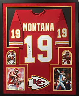 best sneakers 1d911 143ec Amazon.com: Joe Montana - Jerseys / Sports: Collectibles ...