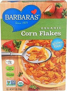 Barbara's Bakery Organic Corn Flakes Cereal, 9 oz