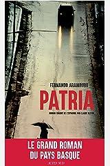 Patria (Lettres hispaniques) Format Kindle