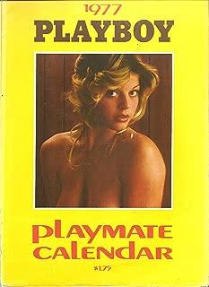 Playboy Playmate Wall Calendar 1977