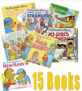 The Ultimate Berenstain Bears Collection: Learn About Strangers;bad Dream; Berenstain Bears and the Truth; Don't Pollute A...