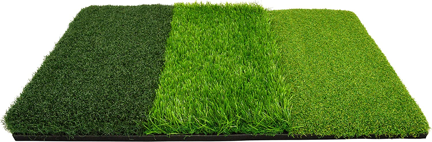ON PAR Unisex's Tri San Francisco Mall Turf Multifunctional and Chipping Driving Pr price