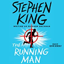 the running man audiobook