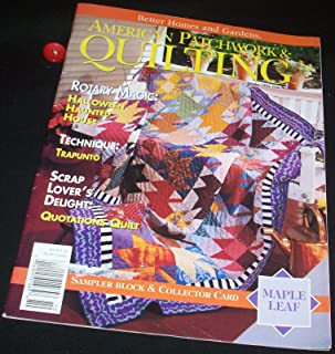 Best magic patch quilting magazine Reviews