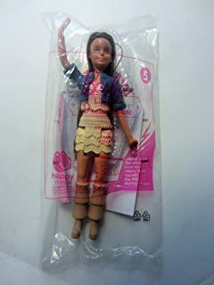 Mcdonald's Barbie Life in the Dreamhouse Teresa Toy #5 From 2015