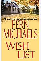 Wish List Kindle Edition
