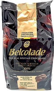 Belcolade 64% Peru pepitas de Chocolate Negro 1kg