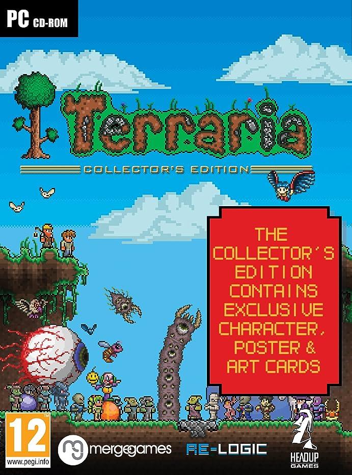 一致するクリークシャトルTerraria Collector's Edition (輸入版)