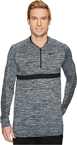 Nike Golf Dri-Fit Seamless 1/2 Zip