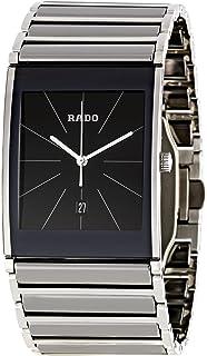Rado Men's R20861159 Integral Black Dial Watch