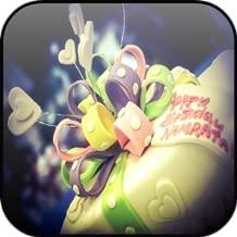 happy birthday greeting card app