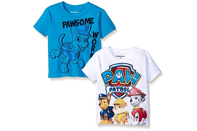 bde4d9a7d Paw Patrol Boys' Value Pack T-Shirt by Nickelodeon