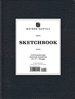 Large Sketchbook (Kivar, Black) (Watson Guptill Sketchbooks)
