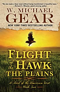 Flight of the Hawk: The Plains (A Novel of the American West Book 2)
