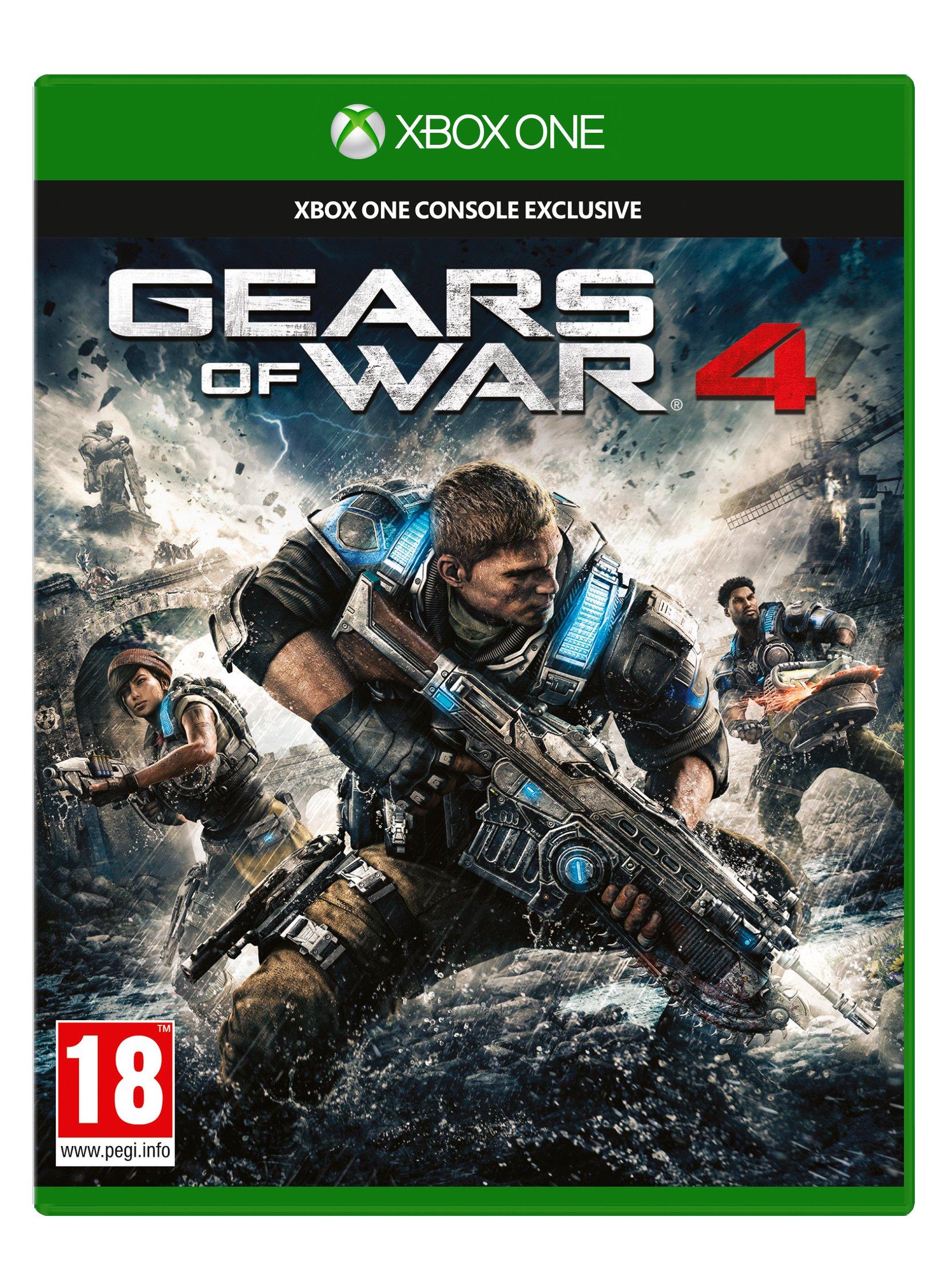 Gears Of War 4 [Importación Inglesa]: Amazon.es: Videojuegos