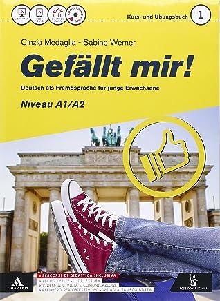Gefallt mir! Sommer, Eis und Liebe. Per le Scuole superiori. Con CD-ROM. Con e-book. Con espansione online [Lingua tedesca]: 1