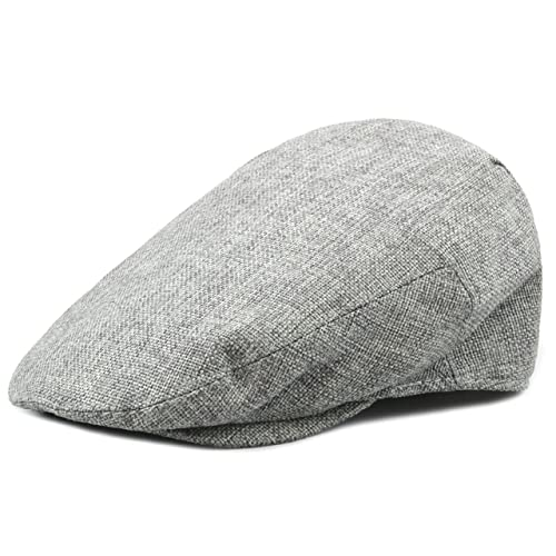 THE HAT DEPOT 300n1871 Premium Quality Classic IVY Driver Cabbie Mesh  newsboy Hat 5695bbbb524a