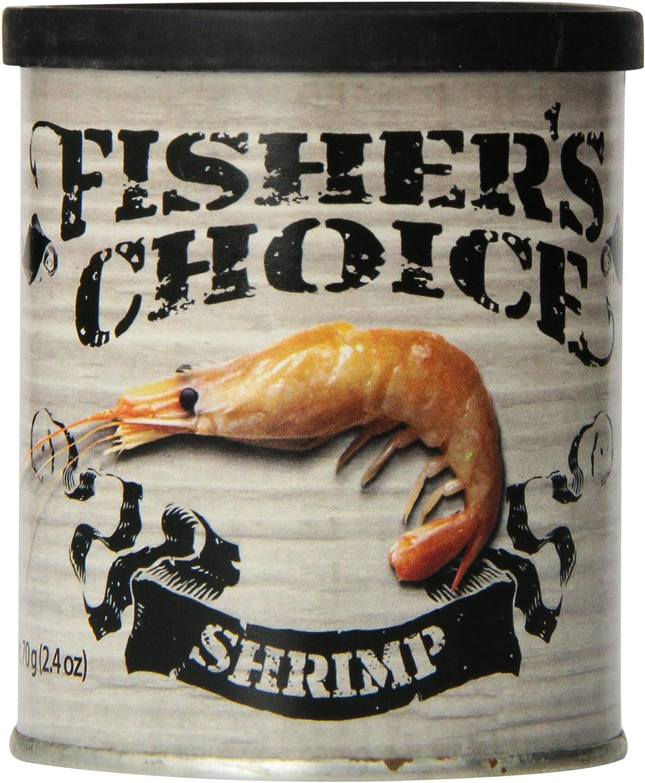 Fisher's Choice  Shrimp, 70 g   2.5 oz