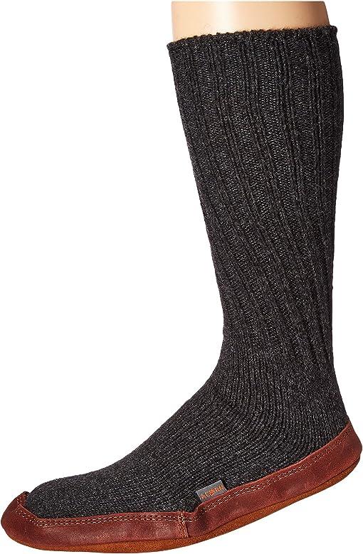 Charcoal Ragg Wool