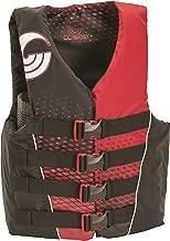 """CWB Connelly Nylon 4-Buckle Vest, XX-Large (48""""-52"""")"""