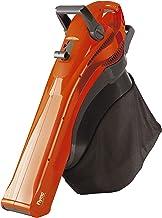 Flymo GardenVac 2700 - 4-in-1 Electric Vacuum / Blower / Shredder - 40L Collection Bag -Orange